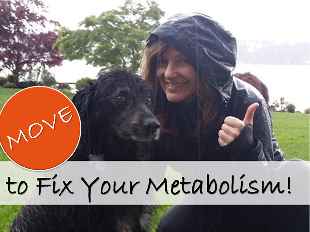 Metabolism fixing tips from Deborah Enos The One Minute Wellness Coach