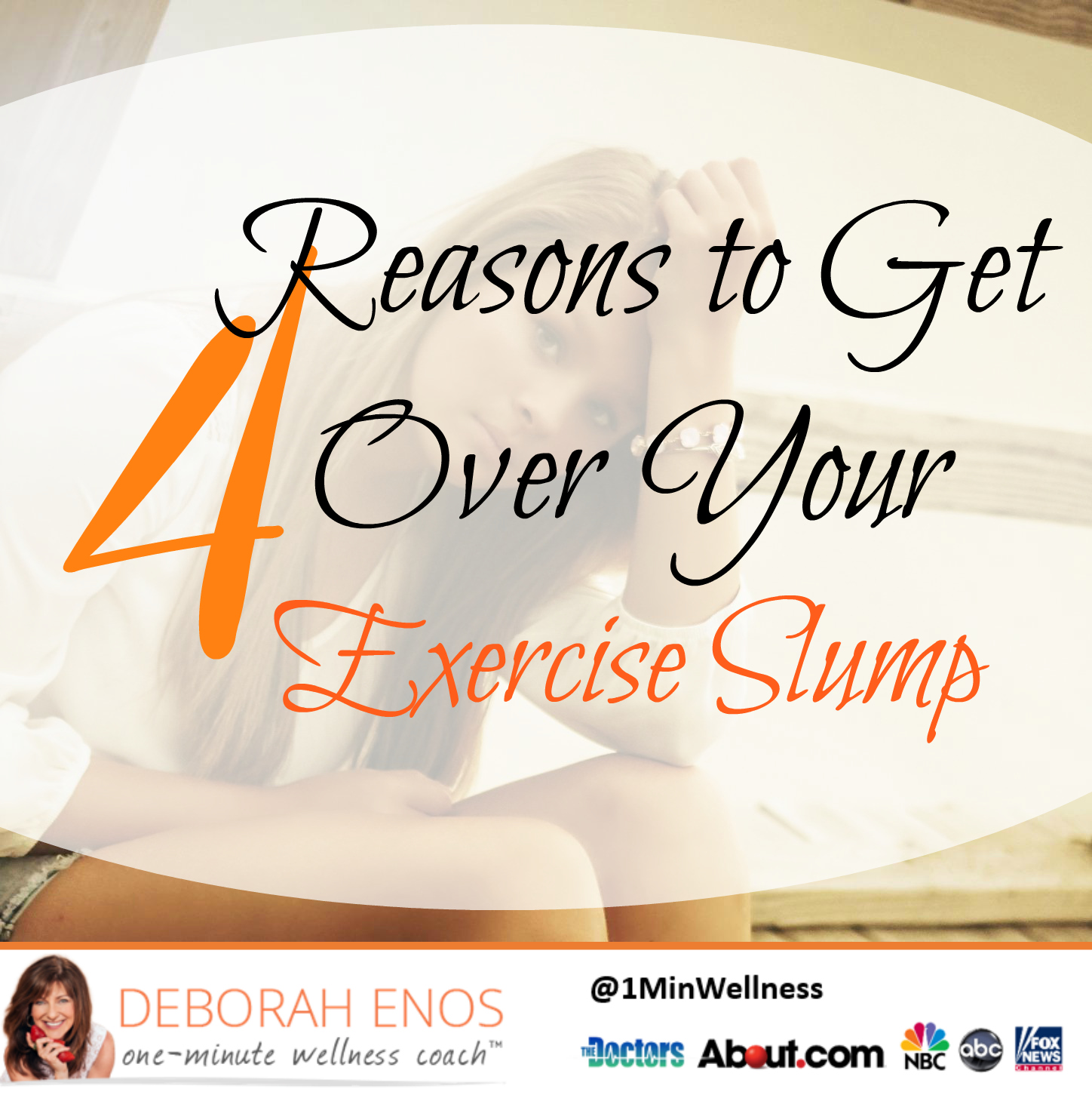 reasons to get over your exercise slump