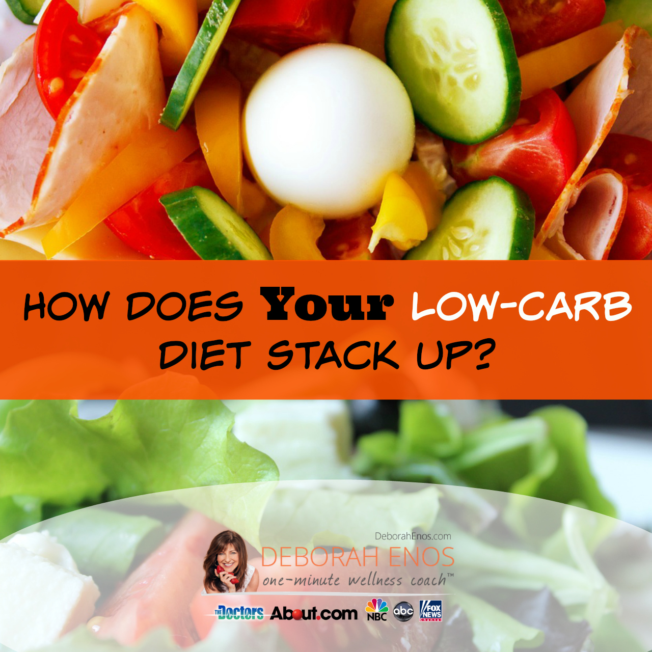 how does your low-carb diet stack up
