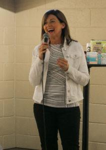 Deborah Enos Speaking